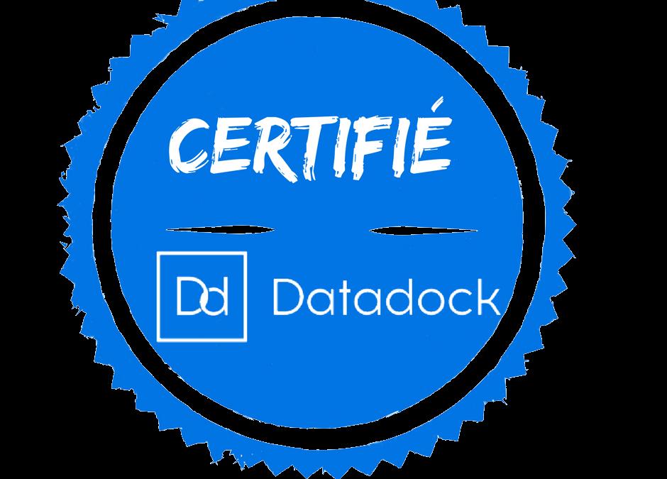 L'EHF est validé par DataDock